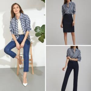 офисный стиль в одежде и минимализм 4