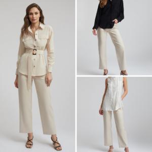 офисный стиль в одежде и минимализм3