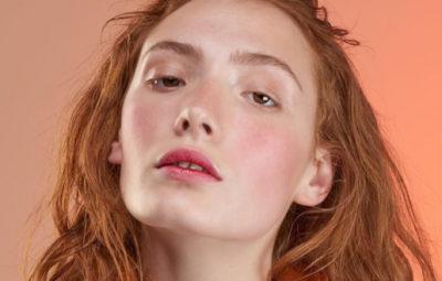 правила макияжа для рыжих девушек