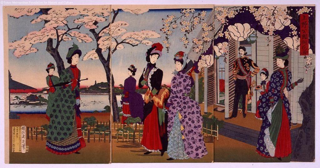 Япония в эпоху Мэйдзи