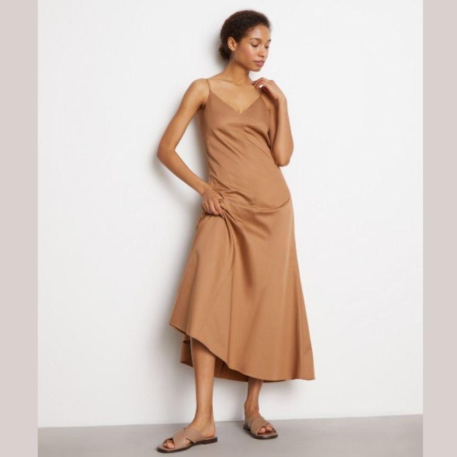Трапециевидные платья