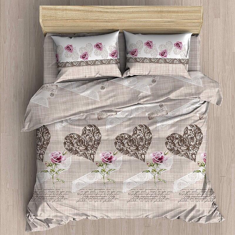 постельное белье для влюбленных